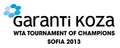 Logo Garanti Koza Tournament of Champions Sofia 2013.png