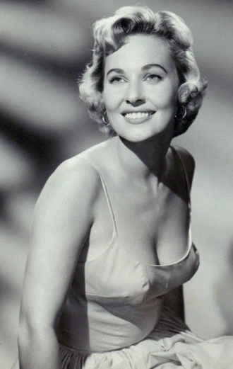 Lola Albright - Albright as Edie Hart in Peter Gunn, 1959