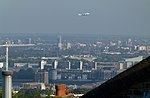 London, view from Shooters Hill, North Woolwich & City Airport1.jpg