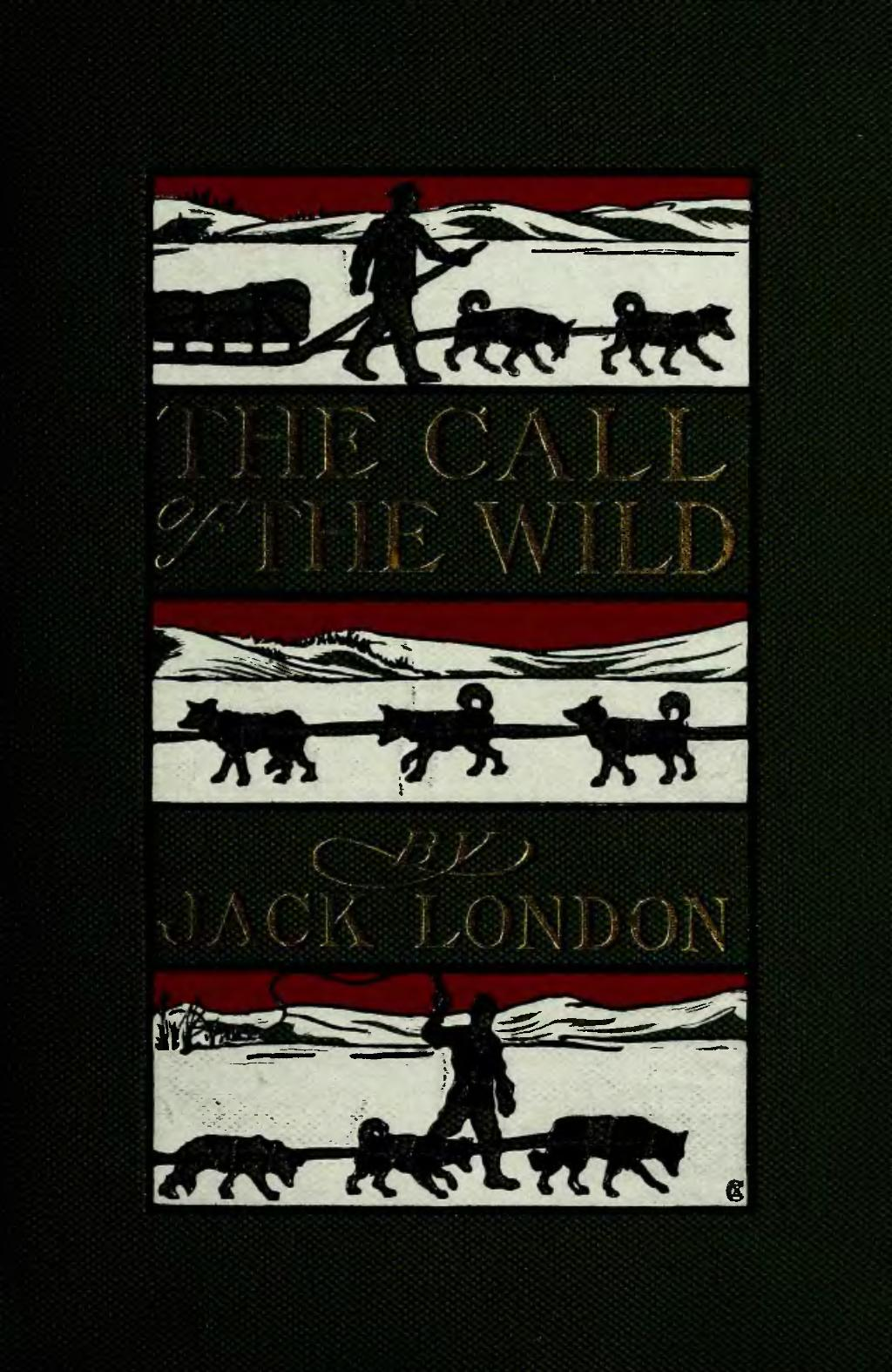 call of the wild free online book
