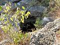 Longhorn Caverns view of a hole.jpg