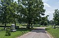 Looking SE at sec Q and R - Green Lawn Cemetery.jpg