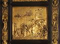 Lorenzo ghiberti, porta del paradiso, 1425-52, 04 abramo.JPG