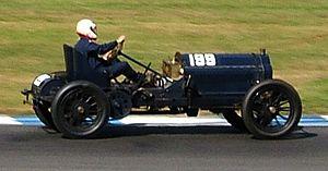 Lorraine-Dietrich - 1905 Lorraine-Dietrich CR2 racing car