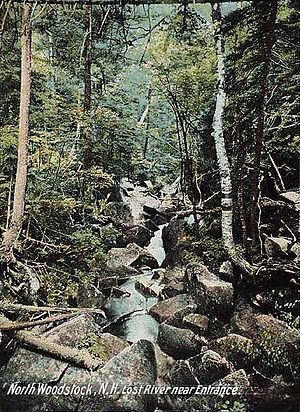 Lost River (New Hampshire) - Lost River c. 1908