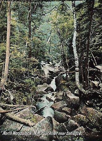 Lost River (New Hampshire) - Lost River c. 1908