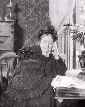 Lotten von Kræmer - Lotten von Kraemer in 1908