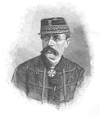 Battle of Hallue - Image: Louis Léon César Faidherbe portrait