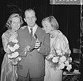Louis d'Or prijs voor Guus Hermus als beste mannelijke toneelspeler, door burgem, Bestanddeelnr 915-2300.jpg