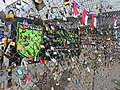 Love-locks in Shoreditch.JPG