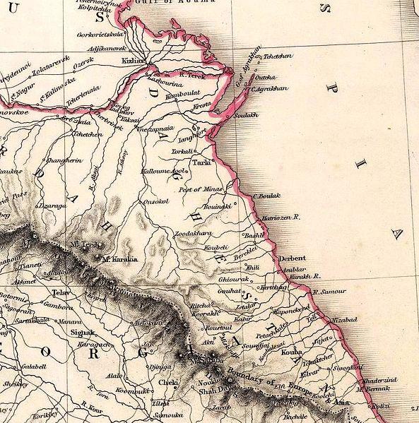 File:Lowry, J.W.; Sharpe, J. Russia at the Caucasus. 1847 (J).jpg