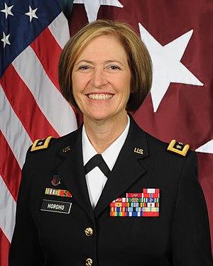 Patricia Horoho - Image: Lt. Gen. Patricia D. Horoho