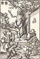 Lucas Cranach, o Velho - Série da Paixão de Cristo - A Ressurreição de Cristo.jpg