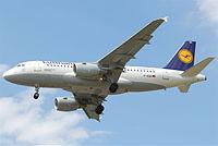 D-AIBE - A319 - Lufthansa
