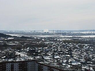 Lukoil - Lukoil refinery in Perm