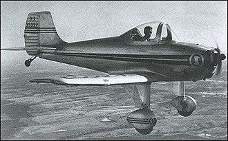 Luscombe 10 - Image: Luscombe Model 10