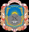 Huy hiệu của Huyện Lutuhyne