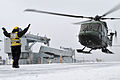 Lynx Helicopter Lands on HMS Ocean During Ex Cold Response in Norway MOD 45151155.jpg