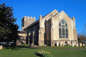 Lytchett Minster - Image: Lytchett Minster geograph.org.uk 224176