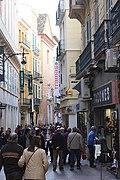 "Málaga, the street ""Calle Nueva"", image 2.JPG"