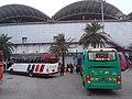 MC 澳門 Macau 關閘 Portas do Cerco 關閘廣場 Praça das Portas do Cerco border gate square shuttle bus January 2019 SSG 04.jpg