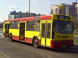 MPK wrocław Autobus Jelcz