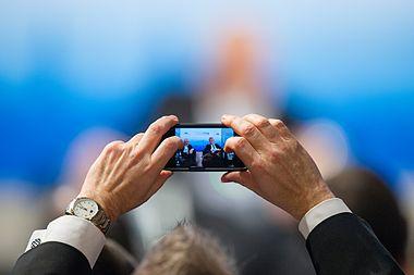 MSC 2014 Smartphone-Audience Mueller MSC2014