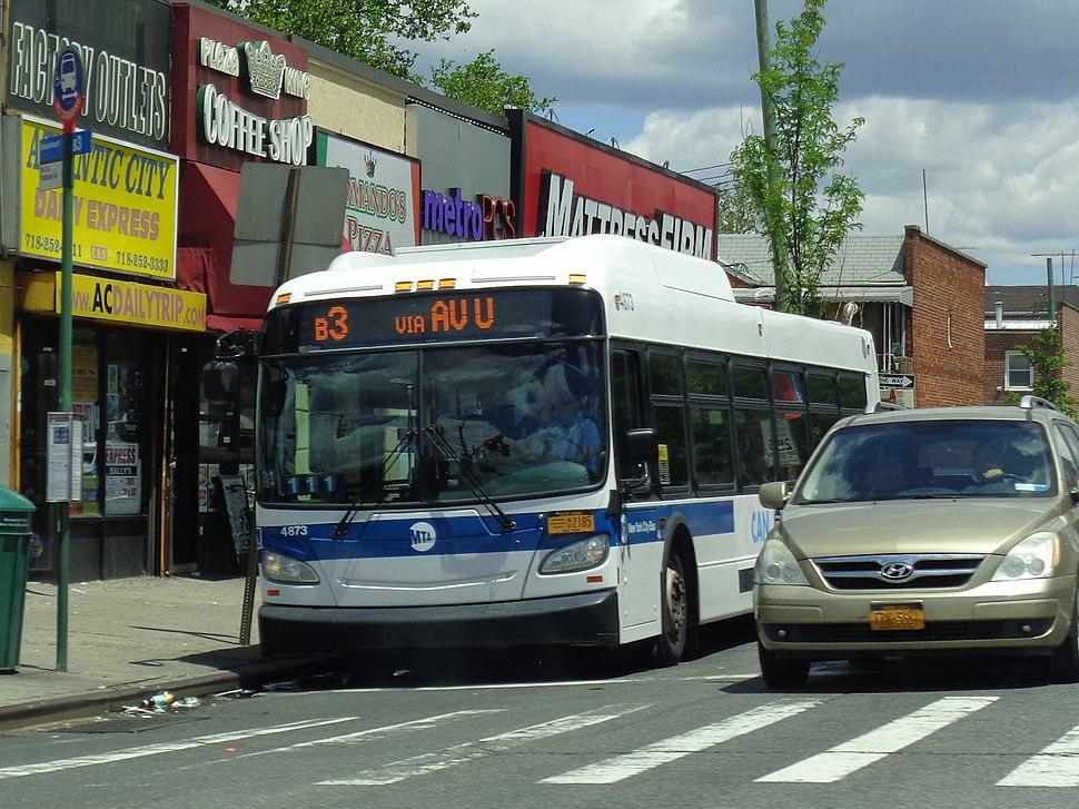 MTA Flatbush South 23