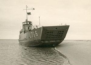 Barbe-class utility landing craft - L766
