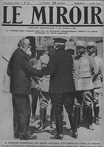 Le miroir hebdomadaire photographique wikimonde for Pierre mabille le miroir du merveilleux