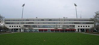 De Geusselt - The exterior of De Geusselt