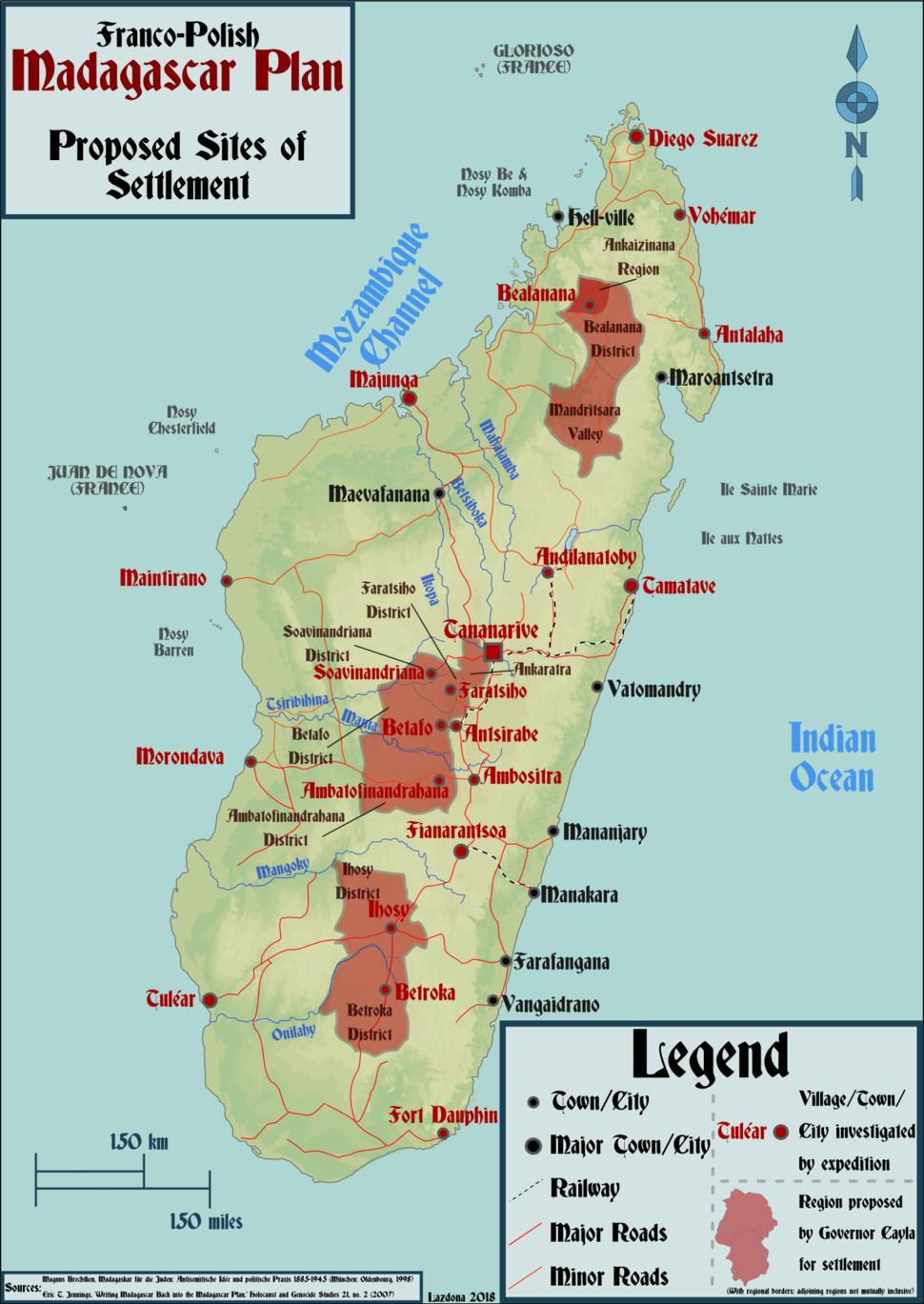 Madagascar Plan (Franco-Polish)
