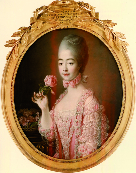 Madame de Provence by Drouais in 1772. Madame de Provence by Drouais in 1772.png