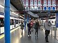 Madrid - Estación de Príncipe Pío (7357380842).jpg