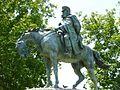 Madrid - Parque del Retiro, Monumento al General Arsenio Martínez-Campos 3.JPG
