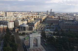 Moncloa-Aravaca,  Madrid, Spain