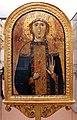 Maestro della sant'agata e jacopo del casentino, stendardo processionale di s. agata, 1290 ca. e 1310-50 ca. 03.JPG