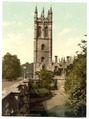 Magdalen Tower, Oxford, England-LCCN2002708030.tif
