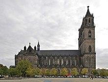catedral magdeburgo alemania: