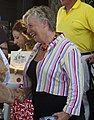 Maggie Beer at the Australia Day citizenship ceremony at Commonwealth Park in Canberra.jpg