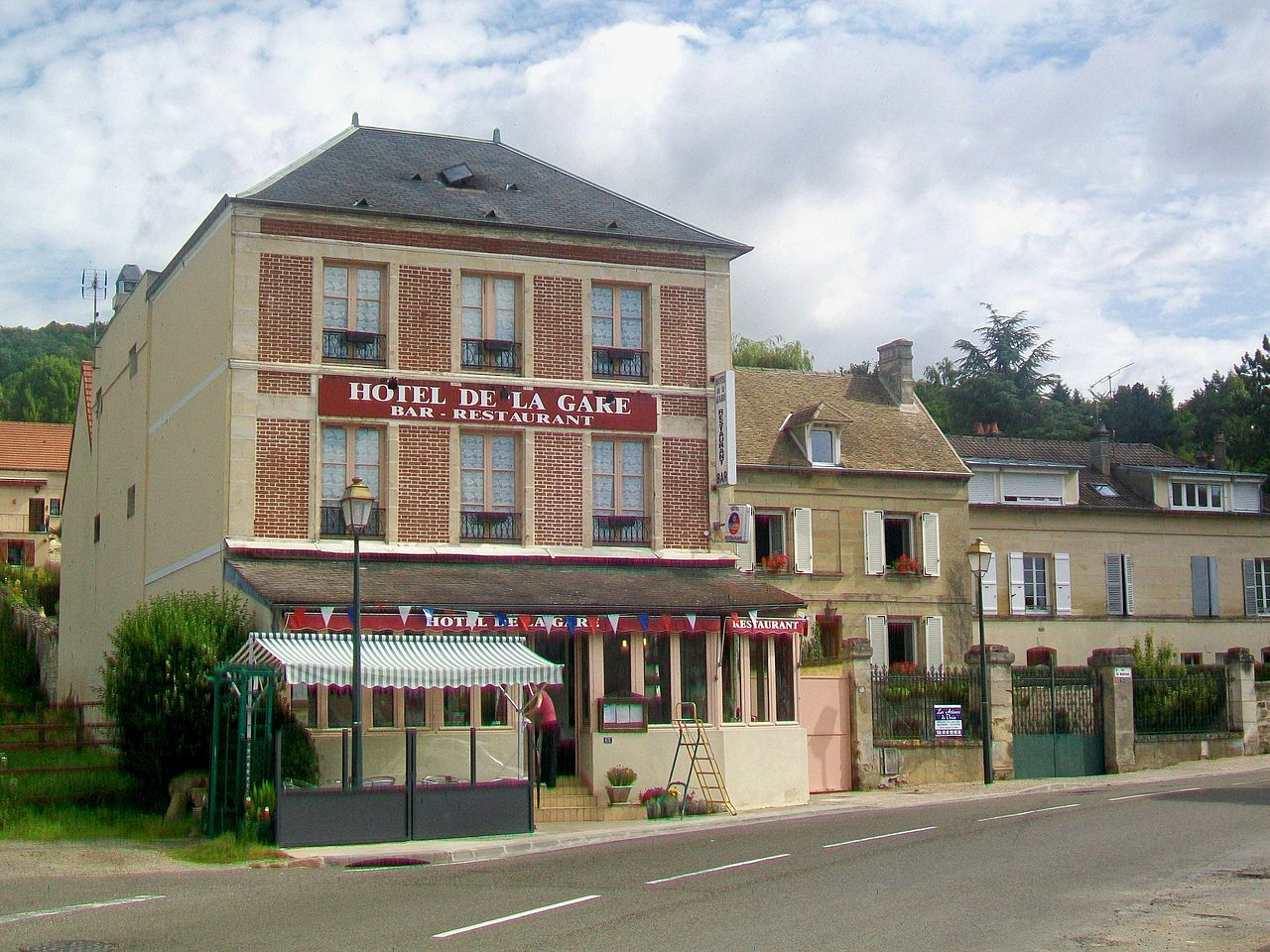 Hotel Pres Gare Montparnabe Pas Cher
