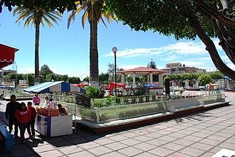 Ozumba - Main Plaza