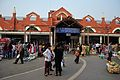 Main Entrance - Stuart Saunders Hogg Market - Kolkata 2013-12-24 1394.JPG