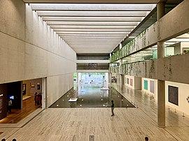 Queensland Sanat Galerisi'nin ana fuayesi, Brisbane.jpg