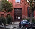 Mairie annexe XIV arrondissement, porte.jpg