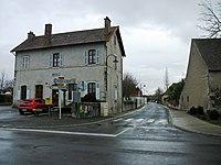 Mairie et D 274 (Charmes, Allier) 2016-02-24.JPG