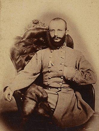 Stephen Dodson Ramseur - S. D. Ramseur in the Civil War