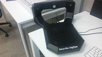 MakerBot - MakerBot Digitizer