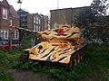 Mandela Way T34 Tank 2014.jpg
