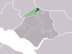 Location of Heenvliet